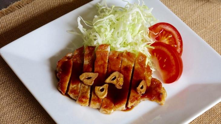 Тонтэки - Рецепт