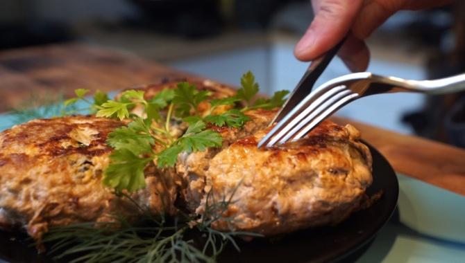 Колдуны или пирожки из мяса
