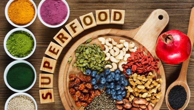 5 крутых суперфудов для здорового питания