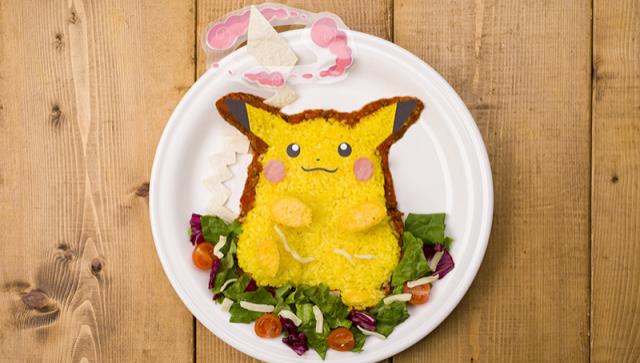 Pokémon Cafe представило десерты к сезону сакуры.