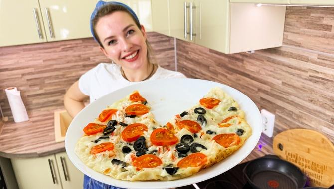 Пицца на лаваше - Рецепт