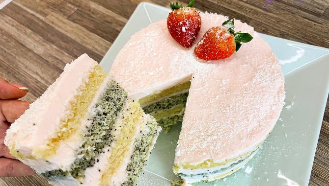 Торт без выпечки за 15 минут - Рецепт