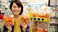 Японские чипсы. Многообразие вкусов.