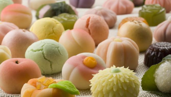 18 традиционных японских десертов (часть 1)