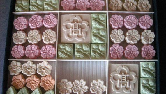18 традиционных японских десертов (часть 2)