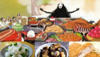 Что на обед у Безликого из фильма студии Ghibli