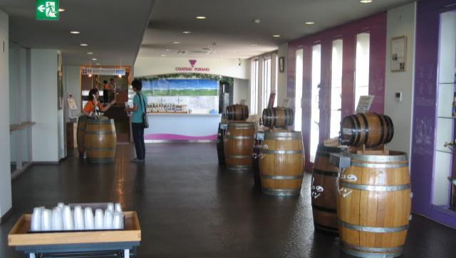 Винный и сырный заводы Фурано