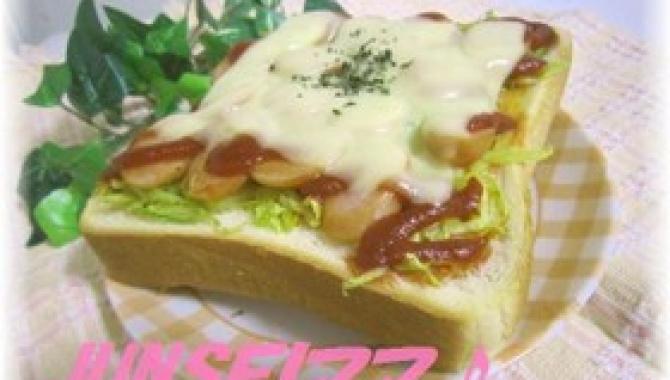 Завтраки в Японии. 1 часть