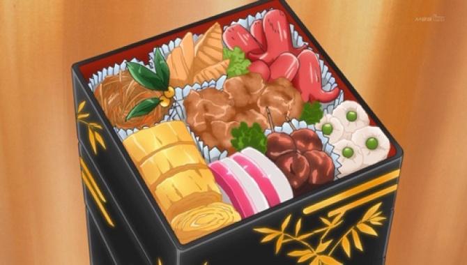 Японские омлеты