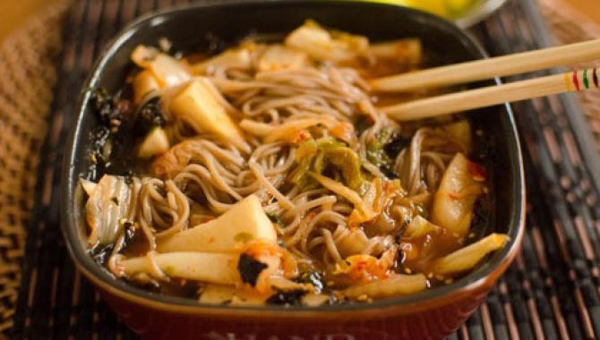 Рецепты лапши по тайский 107
