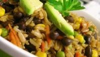 Радуга риса и фасоли