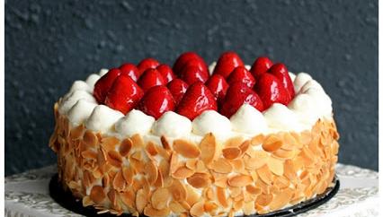 рецепт взбивания сливок для торта