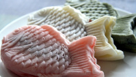 Уличная еда: рецепт белых тайяки (широ тайяки/白たい焼き)