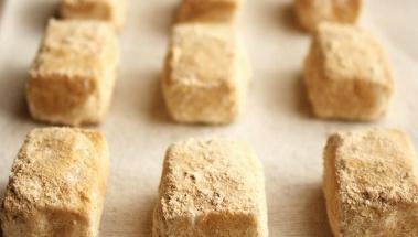 Сахарное печенье с  кинако