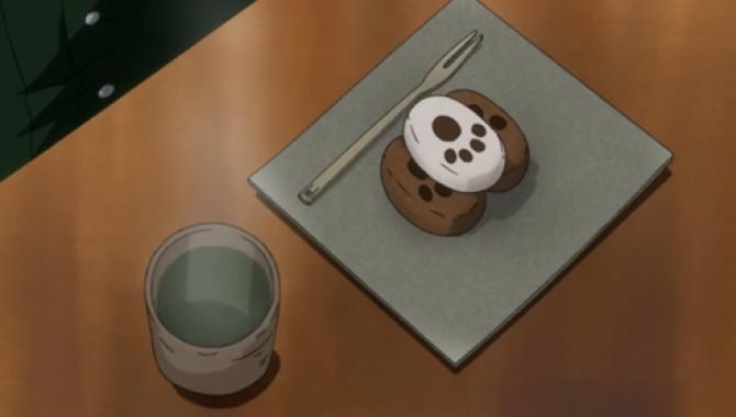 Моти из аниме Темный Дворецкий / Kuroshitsuji (Рецепт с пошаговыми фотографиями)