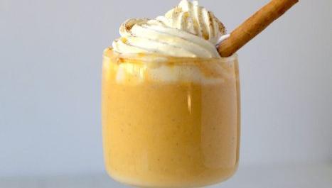 Тыквенный Латте / Pumpkin Spice Latte (Danhobak Latte).