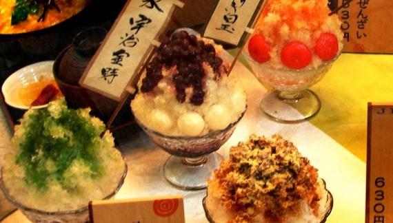 Рецепты разных Какигори