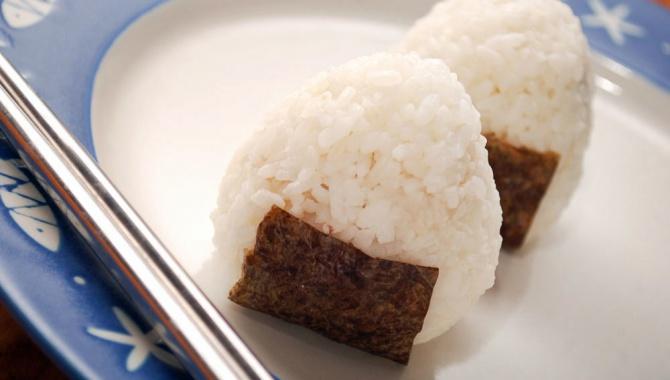 Онигири - пошаговый рецепт