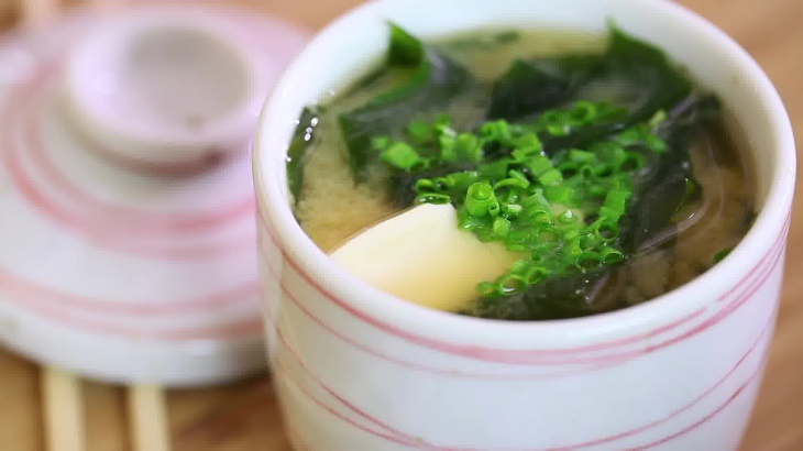 Мисо-суп - пошаговый рецепт
