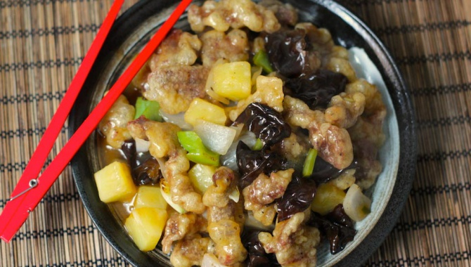 Тансуюк - пошаговый рецепт