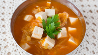 Суп с кимчи - пошаговый рецепт