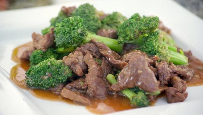 Говядина с брокколи - пошаговый рецепт