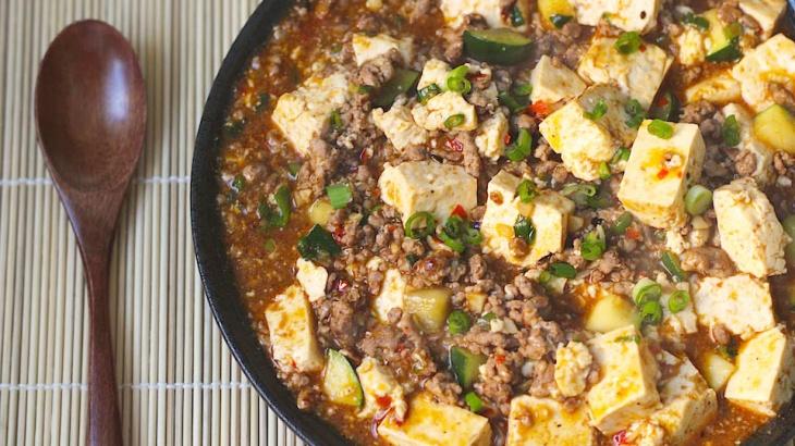 Мапо Тофу - пошаговый рецепт