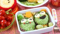 """Рисовые шарики - """"Счастливые лягушки"""" - пошаговый рецепт"""