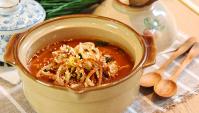 Острый рисовый суп - пошаговый рецепт