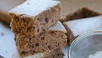 Рисовый пирог с красными бобами - пошаговый рецепт