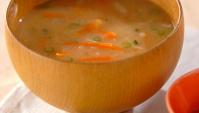 Мисо-суп с дайконом кирибоси - пошаговый рецепт