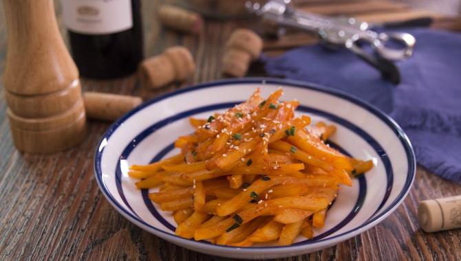 Пряный картофель - пошаговый рецепт