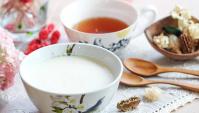 Молочный пудинг с имбирём - пошаговый рецепт