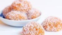 Моти из тыквы - пошаговый рецепт