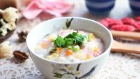 Рисовая каша с грибами и кукурузой - пошаговый рецепт