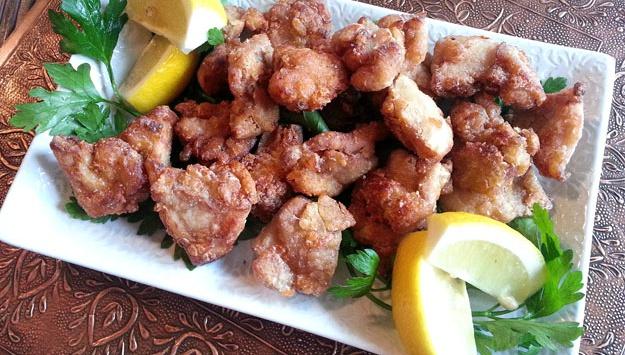 Курица Караагэ - пошаговый рецепт