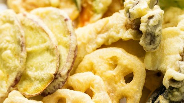 Овощная Тэмпура - пошаговый рецепт