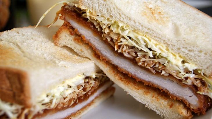 Кацу-Сандо - пошаговый рецепт