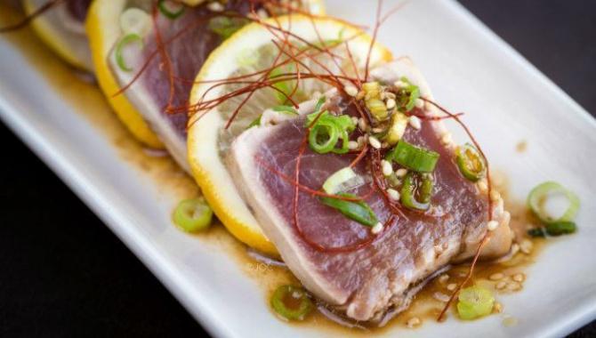 Как правильно приготовить тунец дома