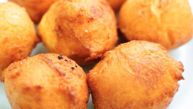 Сата Андаги (Окинавские Данго) - пошаговый рецепт