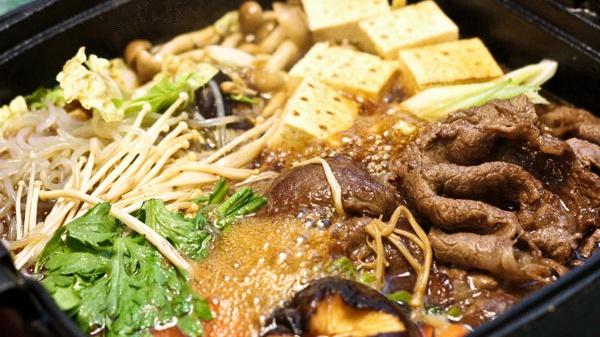 Сукияки - пошаговый рецепт