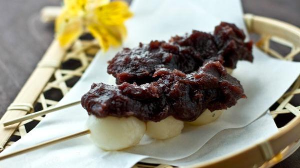 Анко Данго - пошаговый рецепт