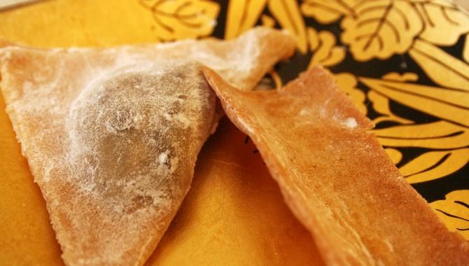 Яцухаси - пошаговый рецепт