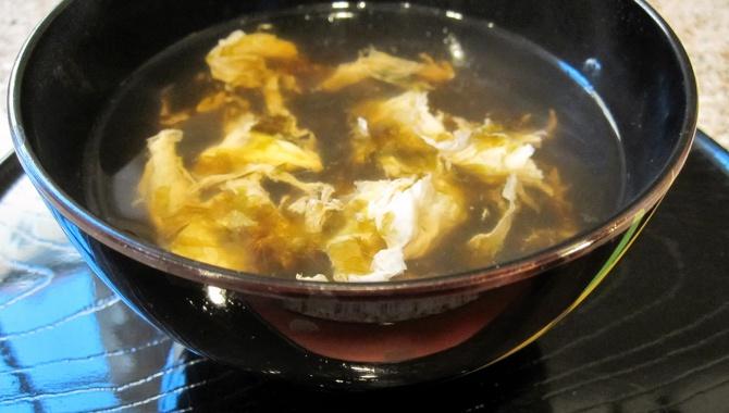 Нори Тамаго Сумасидзиру - пошаговый рецепт