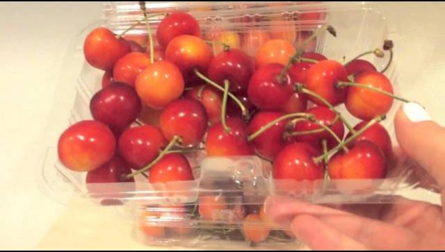 Плоды Сакуры - продаются в магазинах