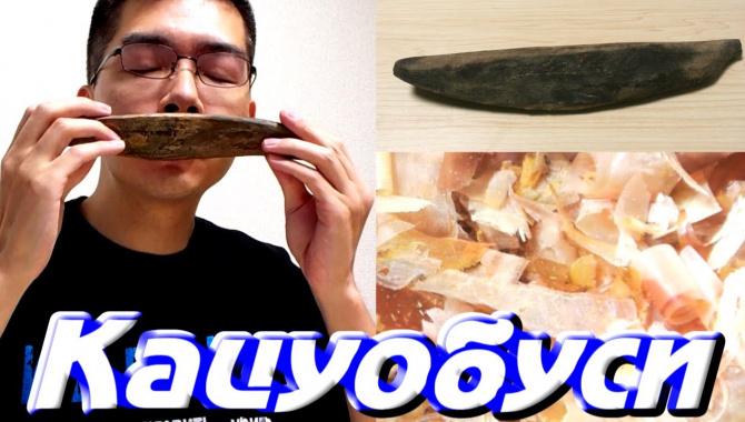 «Кацуобуси» - сушёный полосатый тунец
