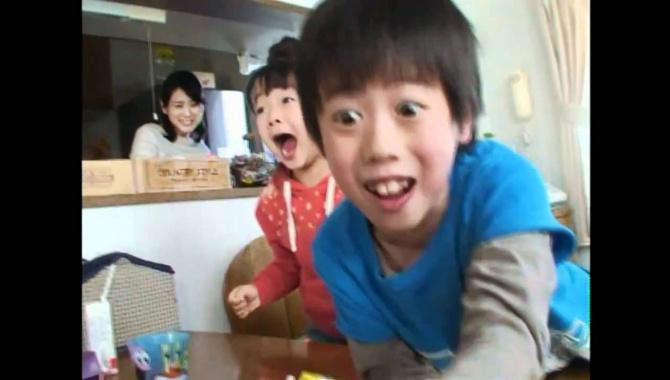 Японская реклама McDonalds