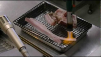 Anago морской угорь подготовка для суши и других блюд