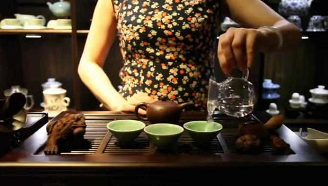 Китайский чай. Как правильно заваривать пуэр