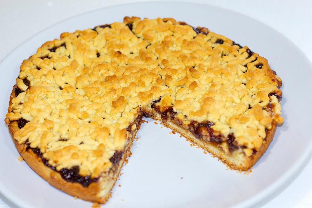 рецепт пирога с вареньем фото пошагово желаю безбрежной